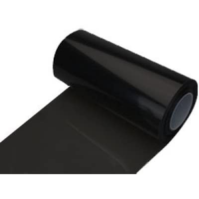 ZEEZ Vinyl - 50% Dark Smoke Black-Out Vinyl Headlight Taillight Tints: Automotive