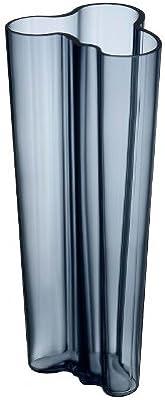Alvar Aalto Vase Color: Rain