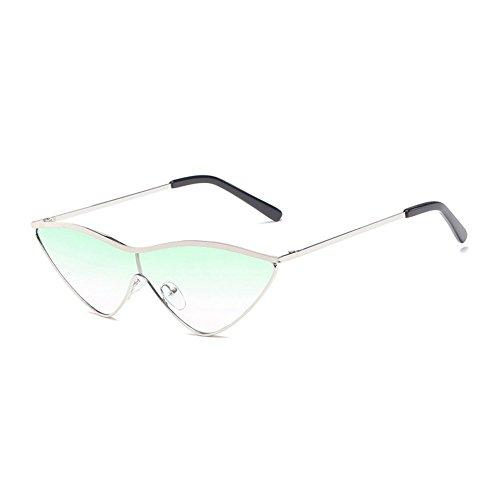 sexy Ojo Sunglasses gafas Gato de sol CJ7771 de UV400 elegantes de gafas Gafas CJ7771 sol C7 para tonalidades C6 de nuevas sol mujer TL Gafas Señor de mujeres zA8dYY