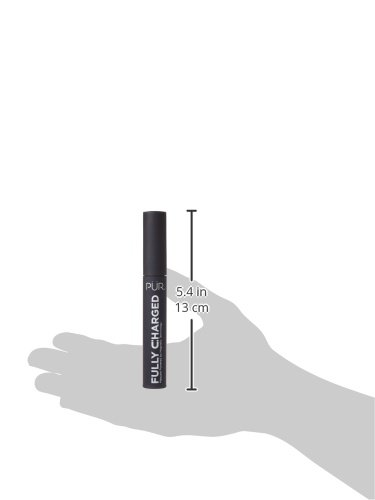 PÜR Fully Charged Mascara in Black.44 Fluid Ounce by Pur Minerals (Image #3)