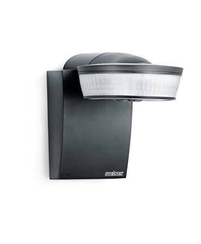 Steinel 029579 Detector de movimiento por infrarrojos sensIQ, 300 grados, 2500 W, 240