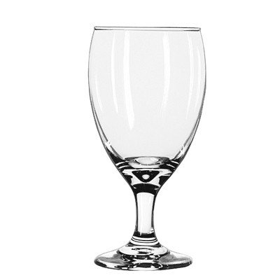 (Libbey 3716 Embassy Stemware - 16 oz. Iced Tea Glass | Case of 3 Dozen)