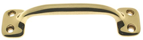 idh by St. Simons 25040-003 Professional Grade Quality Solid Brass 4