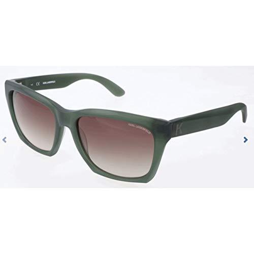 Karl Lagerfeld Sonnenbrille Kl871S Gafas de sol, Verde (Grün ...