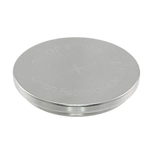 BATTERY LITHIUM 3.7V COIN 24.5MM, (Pack of 60) (RJD2440)