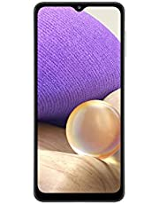 SAMSUNG SM-A326BZWHXSP Galaxy A32 5G (8GB + 128GB) Awesome Light White