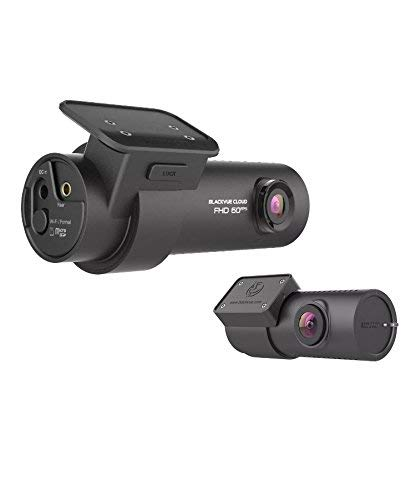 G Sensor Cloud BlackVue DR750S-2CH Dashcam Built-in Wi-Fi 16GB 60FPS GPS 1080p Full HD Bonus SD Card Pittasoft