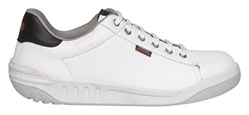 Parade 07jamma * 7827calzado deportivo de seguridad talla 42color blanco