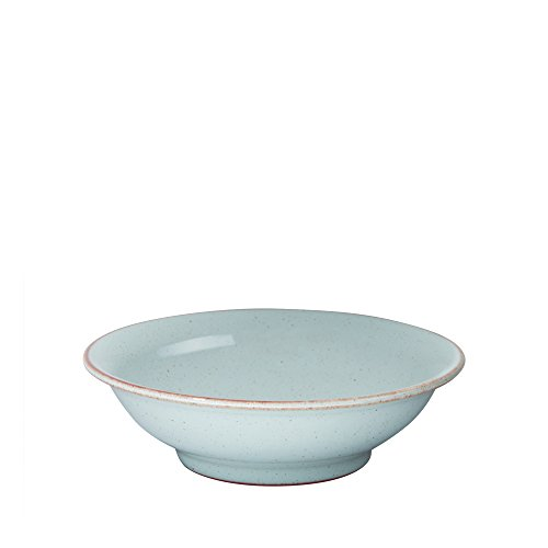 Denby USA Heritage Pavilion Small Shallow Bowl, Multicolor