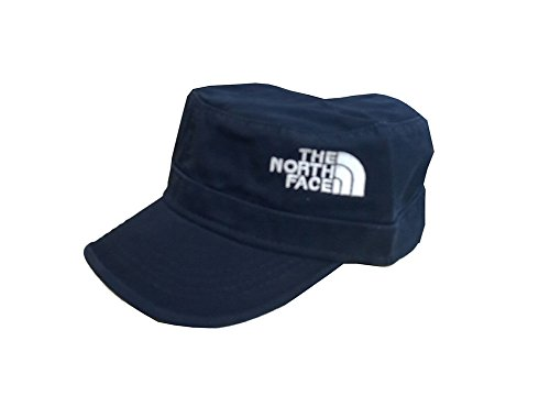 The North Face Unisex Adjustable Military Hat (One Size, Blue) -