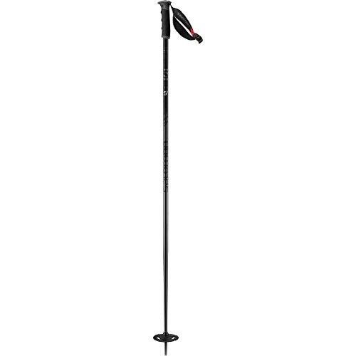 Salomon Hacker S3 Ski Pole - Men's Black, 120cm (Freeride Skis Salomon)