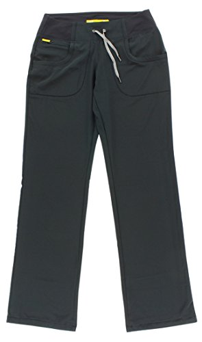 Capri Travel Pants Lightweight (Lole Women's Refresh Pant, Black, X-Small)
