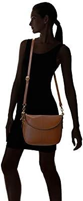 Fossil Women's Jolie Leather Crossbody Handbag Purse