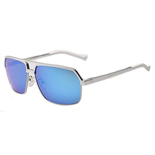 Blue  (Thick Lensed Glasses)