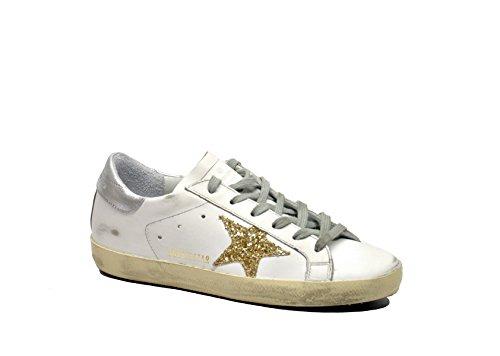 Golden Goose - Zapatillas de gimnasia para mujer Blanco Bianco 35 blanco