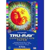 Tru Ray 9 X 12 Dark Blue 50 Sht PAC103017