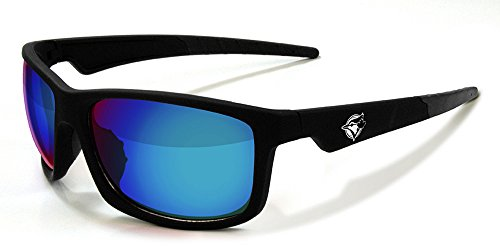 Maxx Sunglasses Retro 2.0 MLB Toronto Blue Jays with Blue Mirror HD - Toronto Eyewear