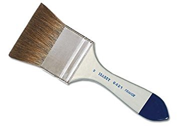 Isabey Brush Series 6421 Squirrel Wash 1-1/2'' by Isabey