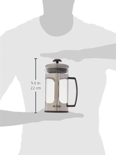 Mr Coffee french press review