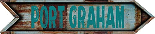 Any and All Graphics Port Graham 8