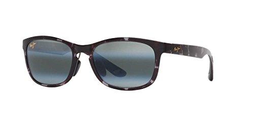 Maui Jim Front Street Sunglasses (431) Black/Grey Plastic - Polarized - - Maui Are Jims Polarized All