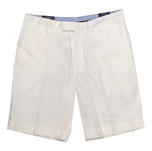 (Polo Ralph Lauren Mens Classic Fit Flat-Front 9