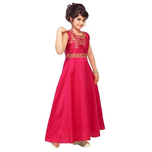 31kfG8L CrL. SS500  - 4 YOU DEEP Pink Princess Gown