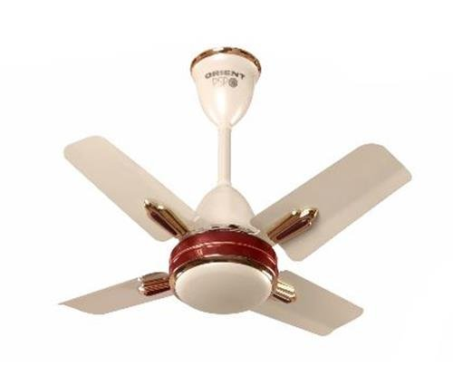 Buy orient quasar ornamental 600 mm 24 inch 70 watt premium ceiling buy orient quasar ornamental 600 mm 24 inch 70 watt premium ceiling fan metallic ivory and cherry online at low prices in india amazon mozeypictures Images