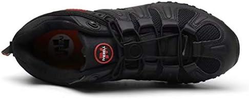 ハイキングシューズ メンズ トレッキングシューズ 通気 軽量 登山靴 防滑 耐磨耗 アウトドア キャンプ シューズ スニーカー 大きいサイズ ブーツ ウォーキング 靴 夏 24.5-28cm