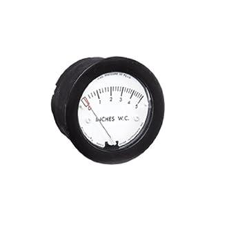 Dwyer Minihelic II Series 2-5000 Differential Pressure Gauge Range 0-60WC