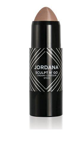 JORDANA Sculpt N Go Creamy Contour Stick - Light (Jordana New Matte)