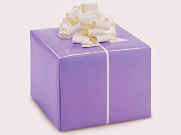 Amazon lavender light purple gift wrap wrapping paper 16 foot lavender light purple gift wrap wrapping paper 16 foot roll voltagebd Choice Image