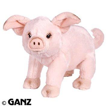 (Webkinz Signature Deluxe Plush Figure Pig)