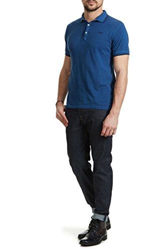 Schott Polo-shirt Psjeffe Blau