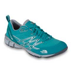- The North Face Ultra Kilowatt Running Shoe - Women's Jaiden Green/High Rise Grey, 6.5