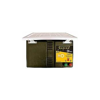 Amazon Com Zareba Esp30m Z Solar Powered Low Impedance