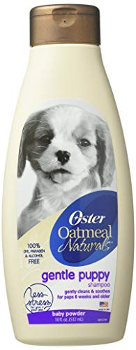 Oster Oatmeal Naturals Shampoo, 18-Ounce to Oster Oatmeal Essentials Shampoo, 18-Ounce (Oz Shampoo 18 Bottle)