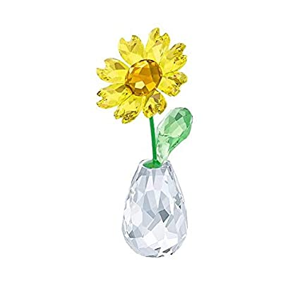 d64528148 Amazon.com: Swarovski Flower Dreams Sunflower 5254311: Home & Kitchen
