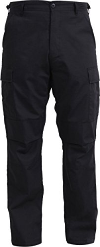 Cotton Ripstop Bdu Patrol Cap (Cloth Law Enforcement Poly-Cotton Police Rip-Stop Cargo BDU Pants)