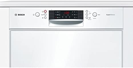 Bosch Serie 4 SMD46IW03E lavavajilla Totalmente integrado 13 ...
