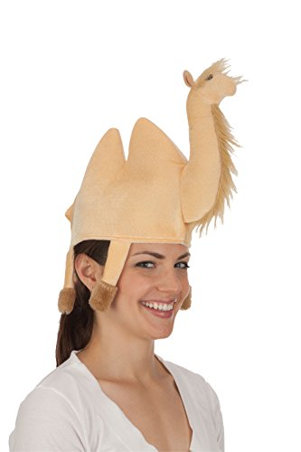 Jacobson Hat Company  Camel Hat, Tan, Adult