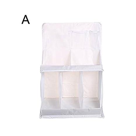 ZREAL Portable Baby Bed Hanging Storage Bag Impermeable Pañales de Juguete de Bolsillo Organizador de la Cama Infantil Cuna Juego de Cama