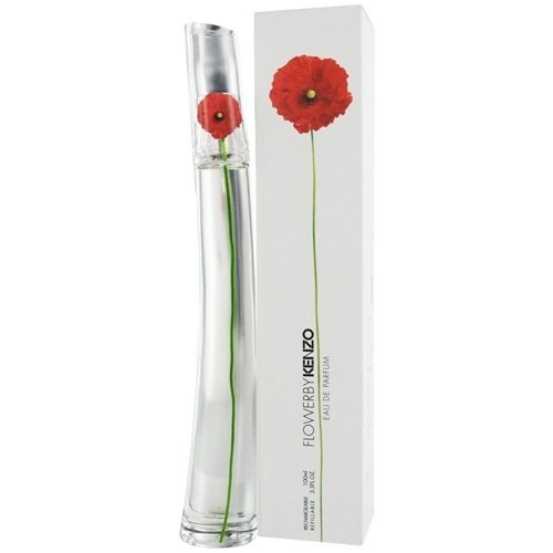 ( In Mind ) Kenzo Flower By Kenzo For Women. Eau De Parfum Spray 3.3 Ounces ( NEW Authentic and Fast Shipping )