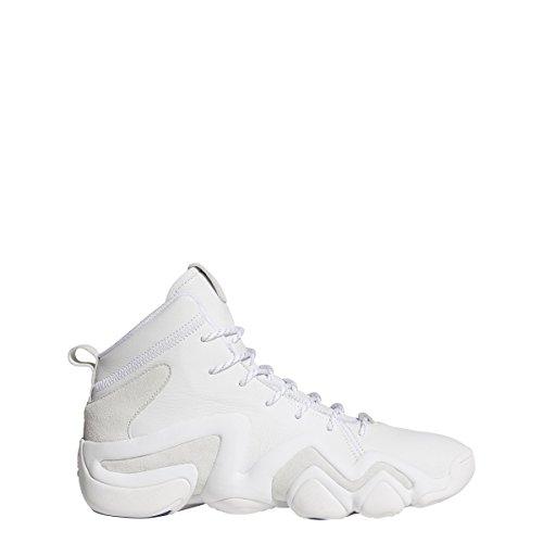 - adidas Mens Crazy 8 ADV(ASW) Shoes (13 D(M) US) White