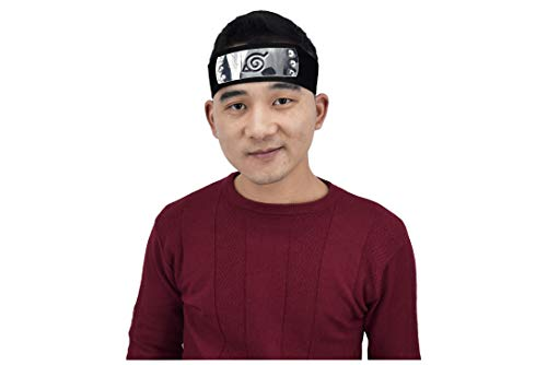 (DAZCOS Adjustable Elastic Cosplay Headband for Anime Halloween Costume)