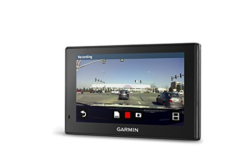 Garmin DriveAssist 51 NA LMT-S w/Lifetime Maps/Traffic, Dash Cam, Camera-assisted Alerts, Lifetime Maps/Traffic,Live Parking, Smart Notifications, Voice Activation by Garmin (Image #1)