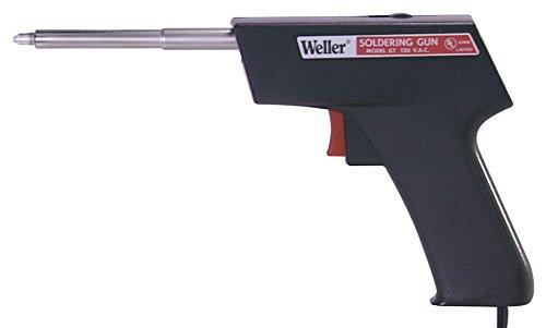 - Weller GT7A Solder Gun, Solid State, 700F, 150W, Black