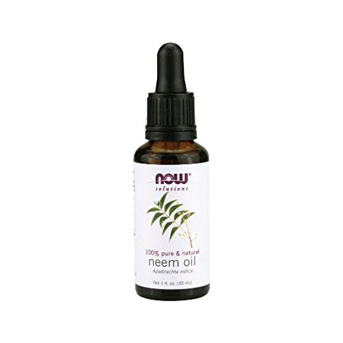 Now Foods Neem Oil 1 oz