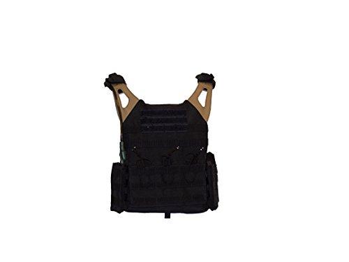 4. The Polished Mode TPM JPC Vest Black