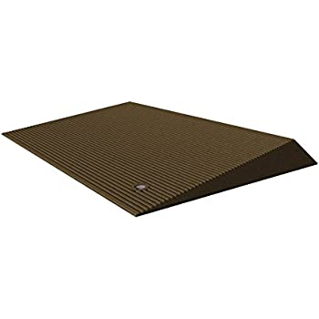 Amazon Com Ez Access Transitions Rubber Angled Entry Mat